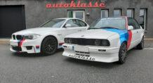 BMW 1M og E30 M3 foran autoklasse